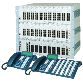 telefonní ústředny, GSM brány