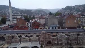 Aremic na podnikatelské misi na jihu Evropy - Sarajevo
